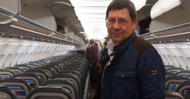 Juan Carlos López, presidente nacional de la Asociación de Padres de Familia Separados./ Cedida.