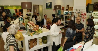 Tienda de Oxfam Intermón./ oxfamintermon.org.