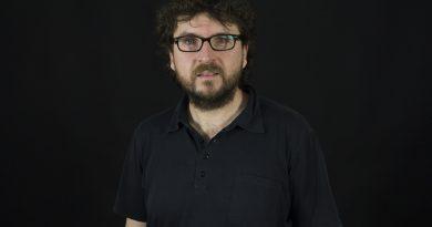El director de 'Techo y Comida', el jerezano Juan Migue del Castillo.