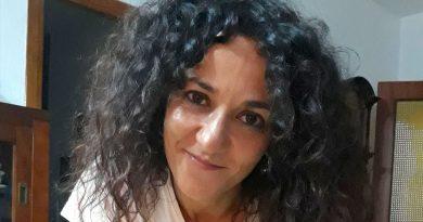 Mari Paz Peña, primera mujer gitana de España, doctorada en Antropología./ Cedida.