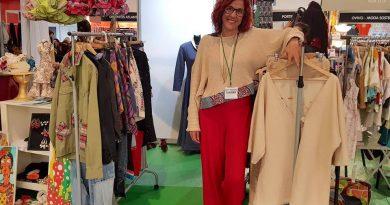 Marina López, presidenta de la Asociación de Moda Sostenible de España, AMSE.