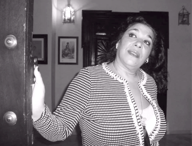La cantaora jerezana Tomasa Guerrero, 'La Macanita' (1968)./ @MLPARRAGARCIA