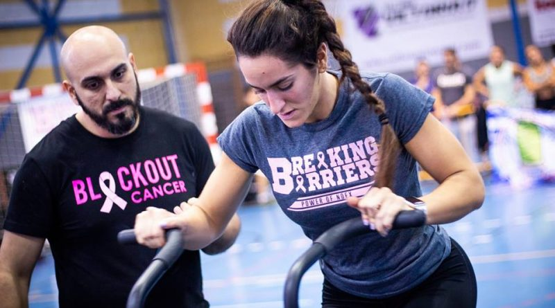 Breaking Barriers crossfit Jerez