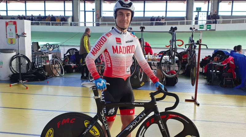 Mozos Pérez ciclista lesión medular